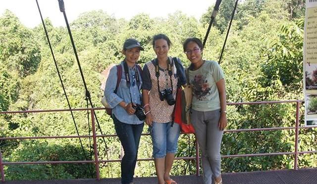 3 สาว blogger ตะลุยตรัง ชมตัวเมืองกันตัง