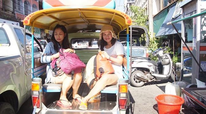 3 สาว BLOGGER  เที่ยวตัวเมืองตรัง